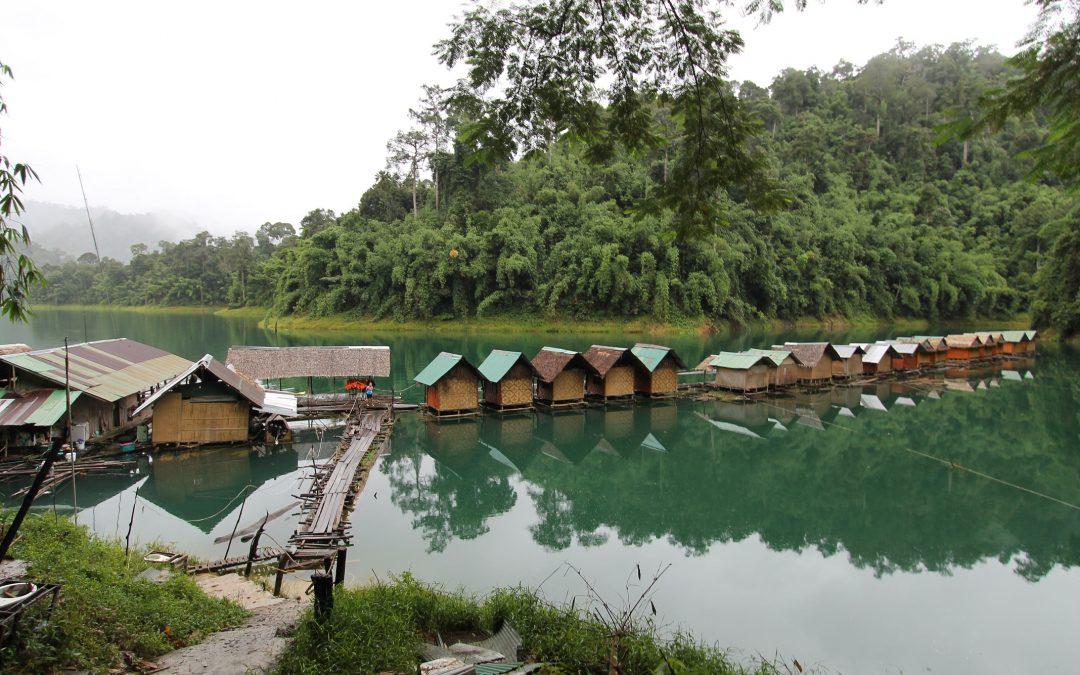 Unser Haus am See – Cheow Lan Lake Tour