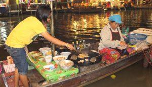 Floating Market Amphawa