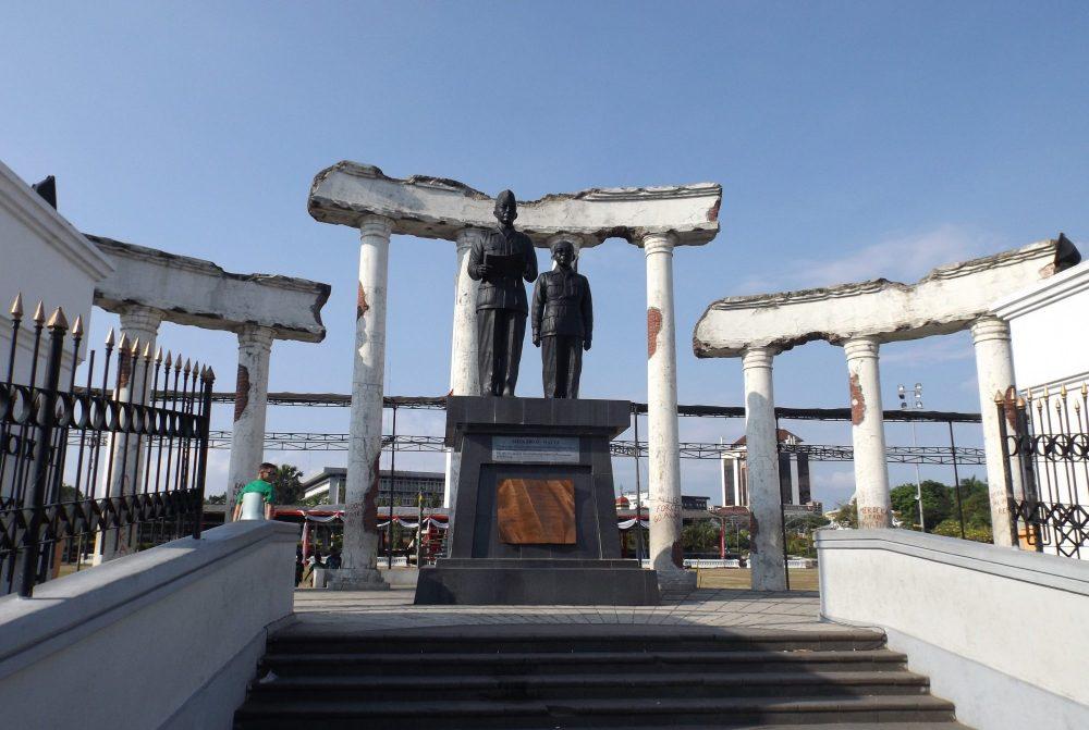 War Memorial, Battle of Surabaya 1945