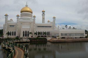 Palast des Sultans Brunei