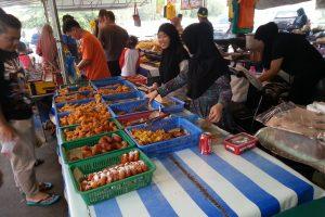 Food Market in Brunei