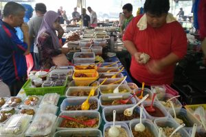 Food Market Brunei