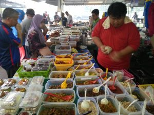 Food Market Brunei