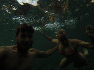 Abtauchen im Rock Pool Kiama