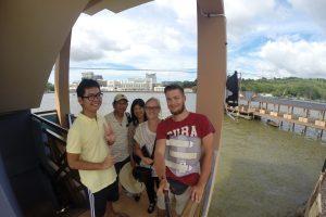 Unsere private Reisegruppe in Brunei