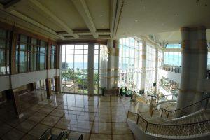 Das prunkvolle Empire Hotel in Brunei