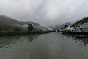 Mit der Fähre nach Hong Kong Island