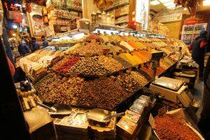 Gewürzmarkt in Istanbul
