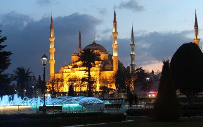 5 Tage in der türkischen Metropole Istanbul