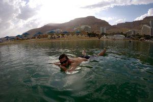 Totes Meer - Einfach mal treiben lassen