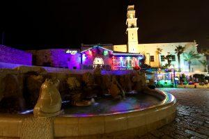 Buntes Nachtleben in Tel Aviv