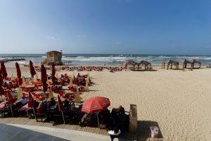 Tel Aviv - Sandstrand