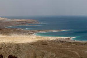 Ausblick auf das Tote Meer