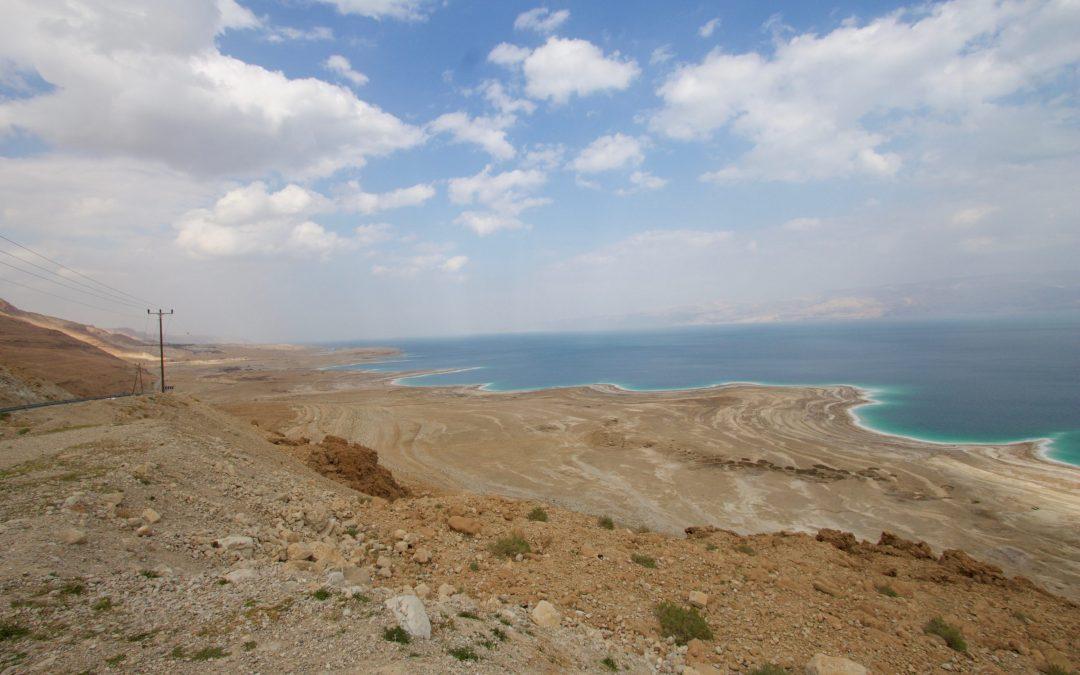 Totes Meer – ein Spiel zwischen den Farben
