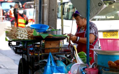 Bangkok – Khao San Road