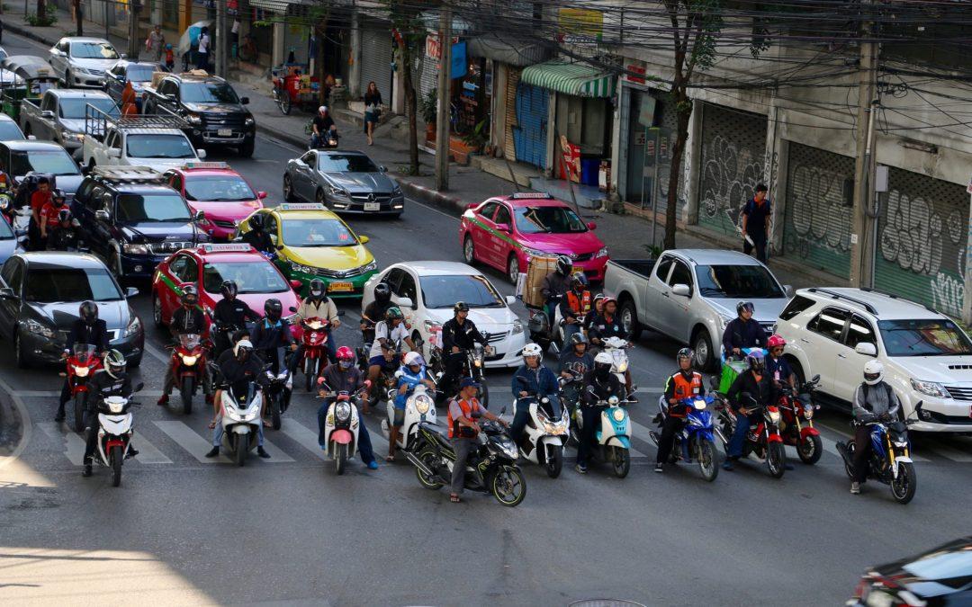 Zwischenstopp in Bangkok mit schönen Eindrücken