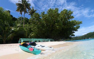 7-tägige Kajaktour durch Palau und seine Rock Islands