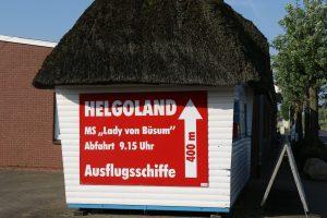 Helgoland Ausflugsschiffe