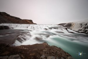 Wasserfälle - Gullfoss