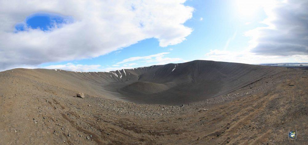 Panorama Krater Hverarönd