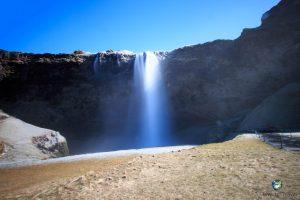 Wasserfälle -Seljalandsfoss