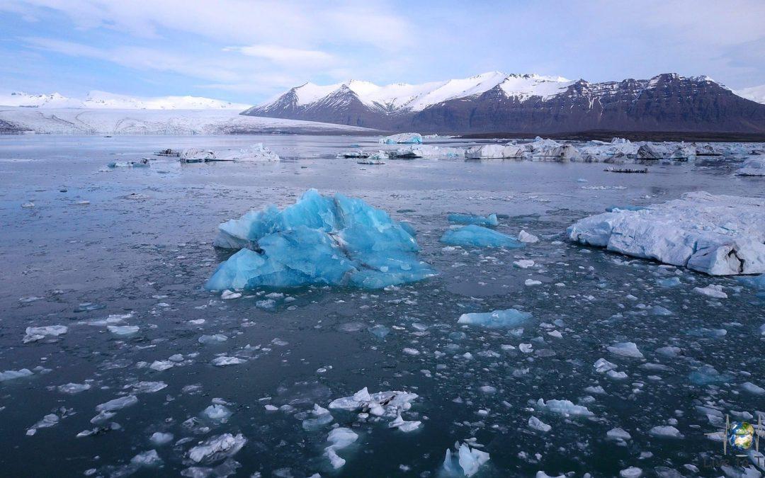Der Gletschersee Jökulsárlón – ein Naturschauspiel