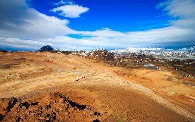 Hverir – eine Landschaft wie aus einer anderen Welt