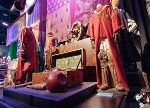 Quidditsch Ausrüstung Gryffindor