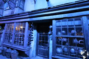 London - Winkelgasse in Hogwarts