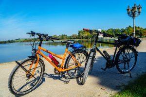 Podcast Episode 1 Fahrrad Reise