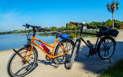 Warum ausgerechnet mit dem Fahrrad?