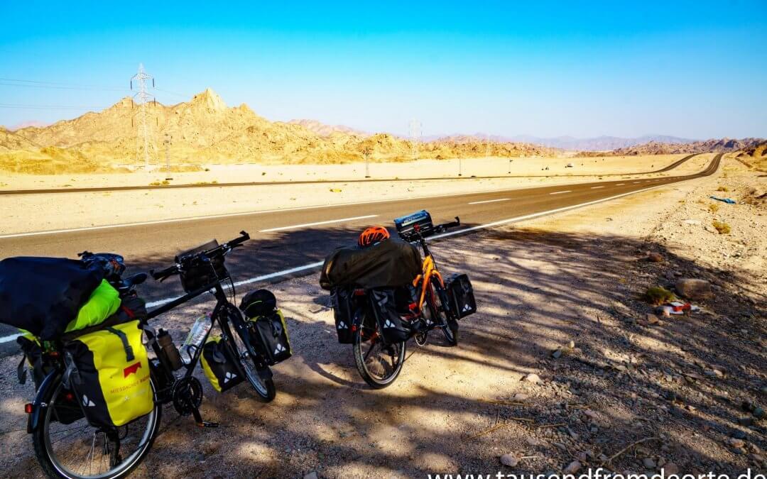 Radreise – Unser Start in ein neues Leben