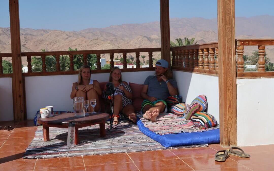 Podcast Episode #6: Interview mit zwei Langzeitreisenden: Nick Martin und seiner Freundin Steffi