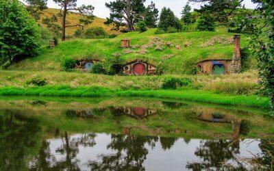 Willkommen im Auenland – Land der Hobbits