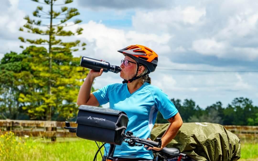 Rückblick auf die ersten 3 Monate auf Fahrradreise