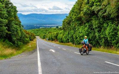 Nachteile einer Fahrradreise