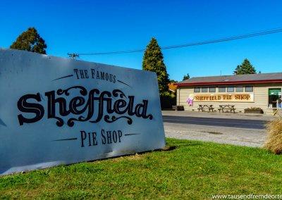 Sheffield - der beste Pie, den wir je gegessen haben