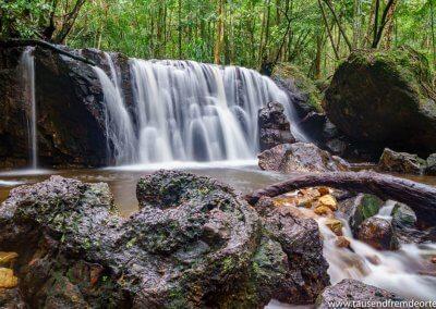 Wasserfall Suoi Tranh auf Phu Quoc
