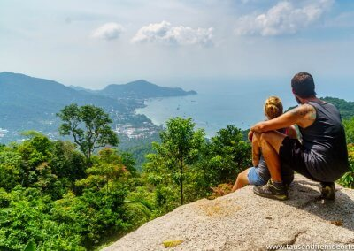 Koh Tao Viewpoints - Mango Viwpoint