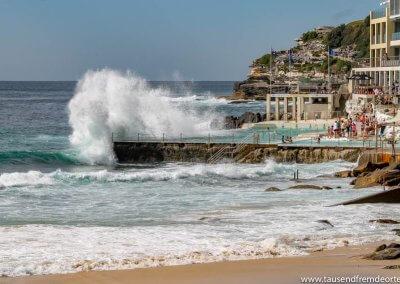 Naturpool Bondi Beach Sydney