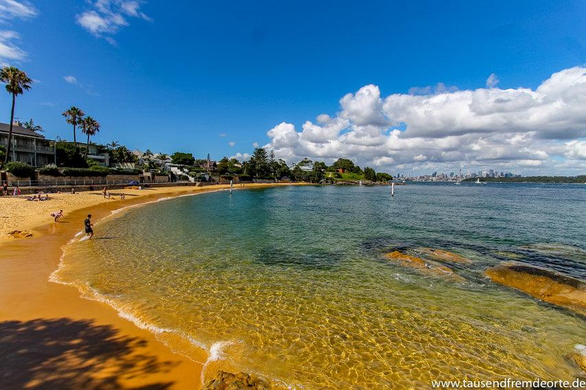 Camp Cove Sydney Australien