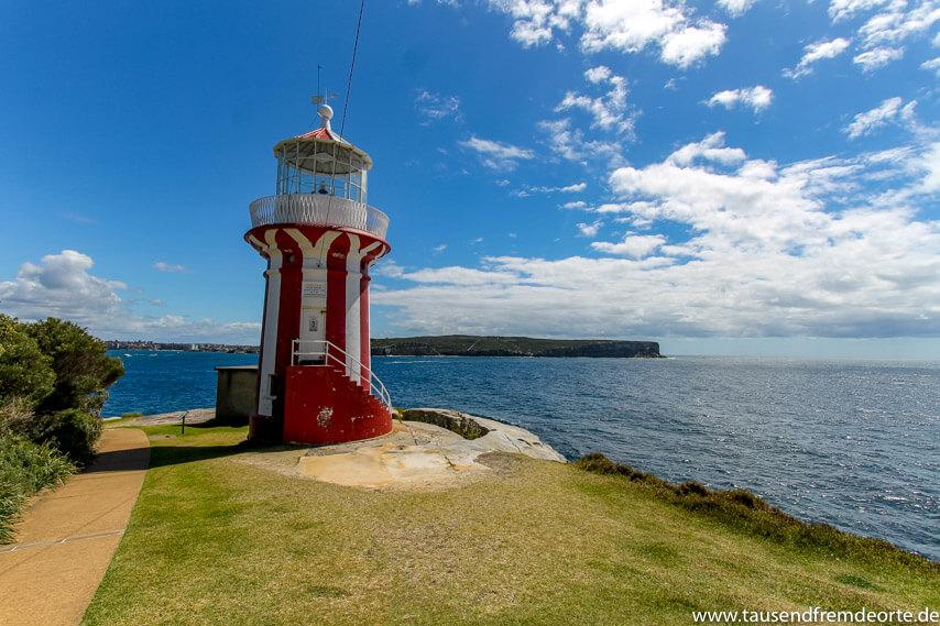 Leuchtturm Sydney Australien