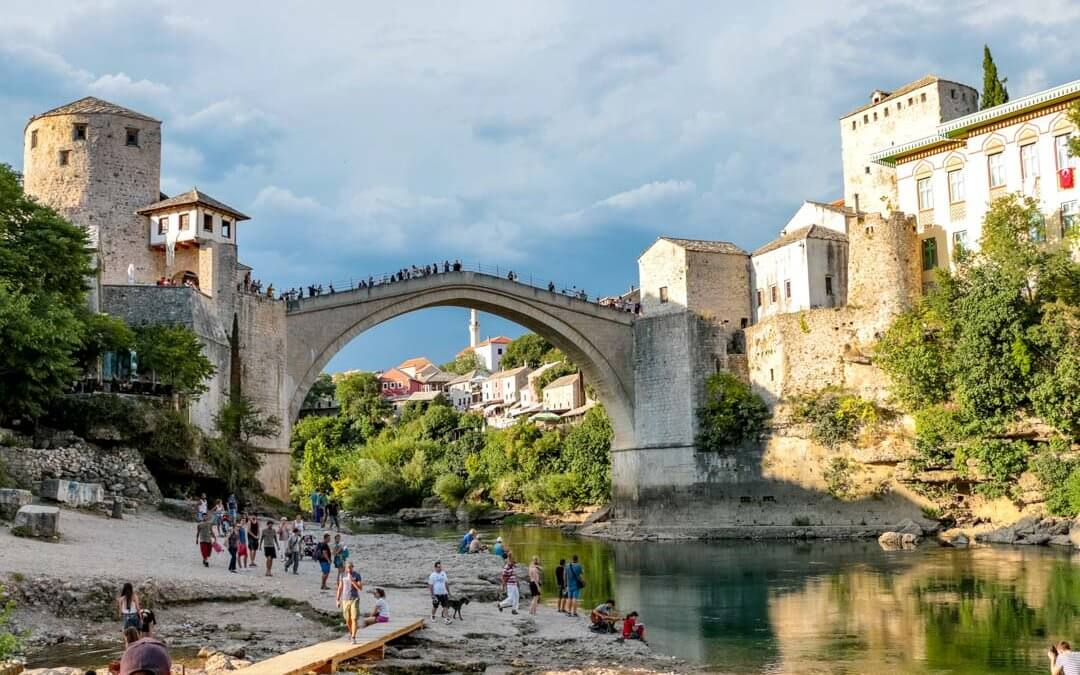 Mostar – die traurige Geschichte eines UNESCO Welterbe