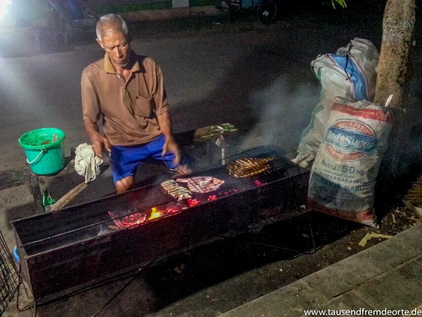 Fischmarkt Karimunjawa
