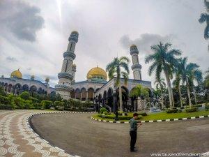 Palast vom Sultan Bandar Seri Begawan