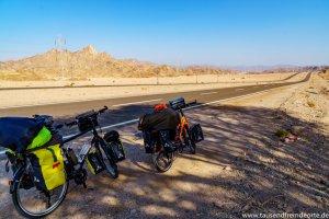 Schatten vom Baum Sinai Halbinsel