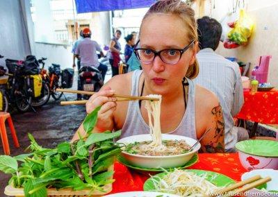 Pho Nudelsuppe Saigon