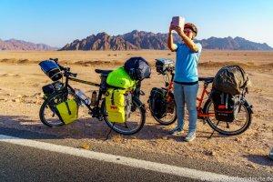 Radreise Sinai Halbinsel