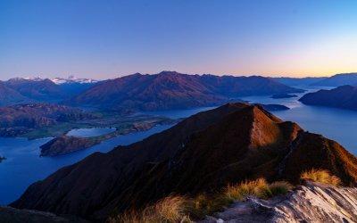 Roys Peak – unsere schönste Wanderung
