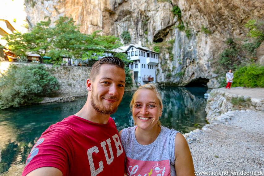 Tagetrip von Mostar nach Blagaj